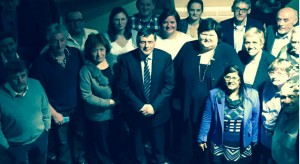 Nieuwjaarsreceptie Open Vld Lebbeke verwelkomt meer dan 200 mensen